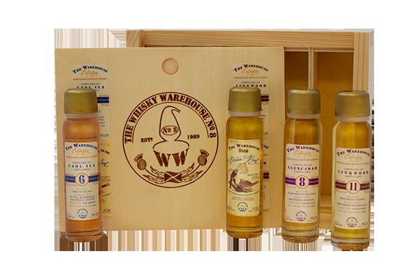 Whisky Tasting- Probierbox