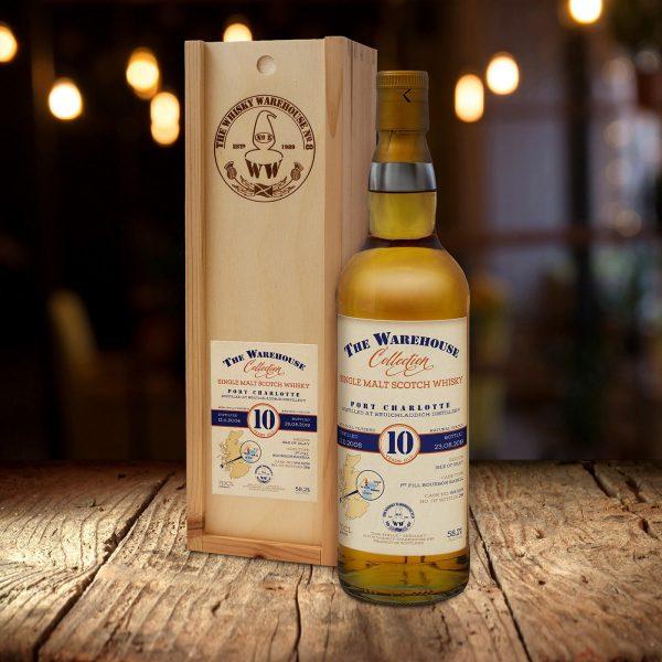 Port Charlotte Single Malt Whisky