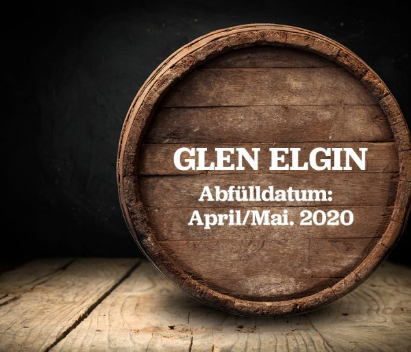 Glen Elgin – Fassteilung