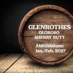 Glenrothes Oloroso Sherry Butt
