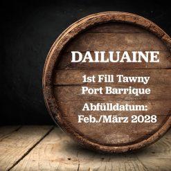 Dailuaine Whisky Fassteilung